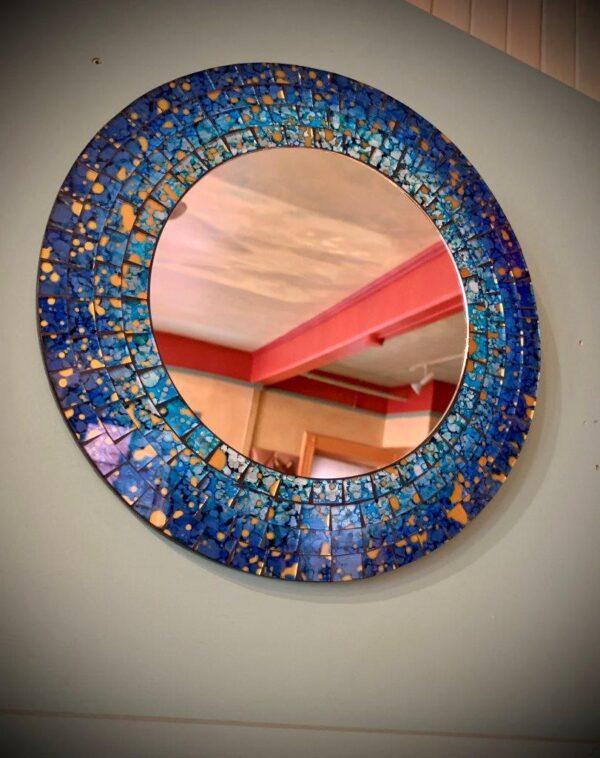 mosaic mirrors