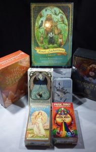 Oracle and Tarot Cards